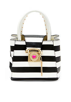 Betsey Johnson You Rang Bucket Shoulder Bag