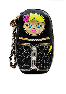 Betsey Johnson Russian Doll Wristlet
