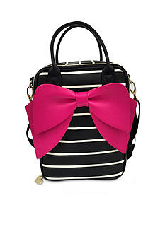 Betsey Johnson Bow Lunch Tote
