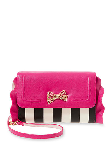 Betsey Johnson Flouncin Around Wallet On A String