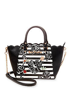 Betsey Johnson Glam Garden Small Satchel