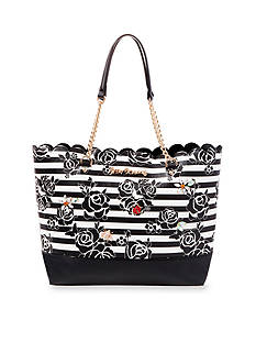 Betsey Johnson Glam Garden Tote