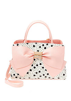 Betsey Johnson Pearl of A Girl Satchel