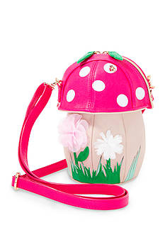 Betsey Johnson Shroomin Crossbody