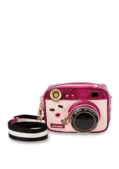 Betsey Johnson Close Up Crossbody
