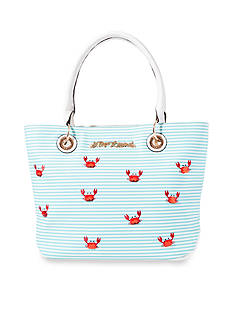 Betsey Johnson Don't Be Shellfish Tote