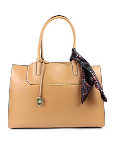 London Fog Grace Lined Tote