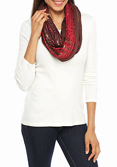 New Directions Confetti Party Infinity Scarf