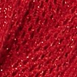 Clothing Accessories: Infinity: Red New Directions Solid Fishnet Infinity