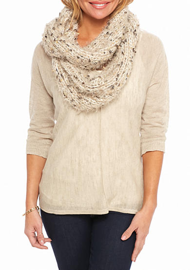 New Directions® Soft Side Infinity Scarf