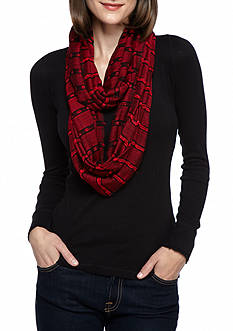 New Directions® Hidden Code Infinity Scarf