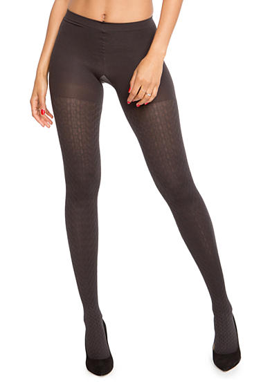 SPANX® Cable Knit Tights