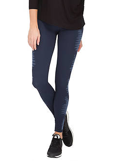 SPANX Aztec Stripe Seamless Leggings