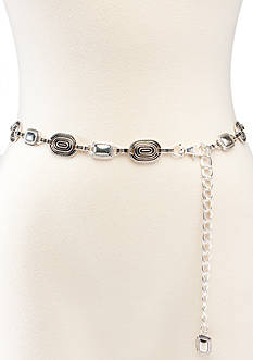 New Directions® Ribbed Edge Chain Belt