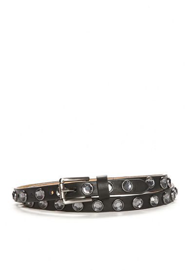 New Directions® Studded Stone Belt