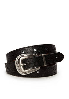 New Directions Embossed End To End Perforated Reversible Belt