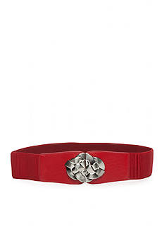 New Directions® Interlocking Knot Stretch Belt