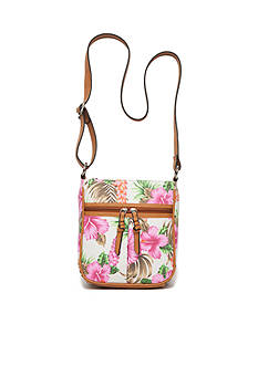 Kim Rogers Canvas Crossbody