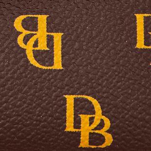 Handbags & Accessories: Small Accessories Sale: Brown T'mo Dooney & Bourke Gretta Clutch Wallet