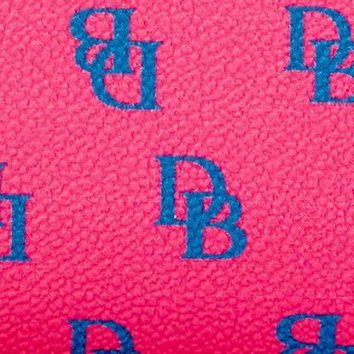 Handbags & Accessories: Dooney & Bourke Handbags & Wallets: Fuschia Blue Dooney & Bourke Gretta Clutch Wallet