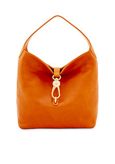 Dooney & Bourke Florentine Logo Lock Sac