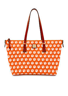 Dooney & Bourke Clemson Shopper