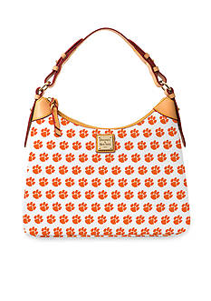 Dooney & Bourke Clemson Hobo