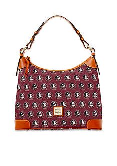 Dooney & Bourke Florida State Hobo