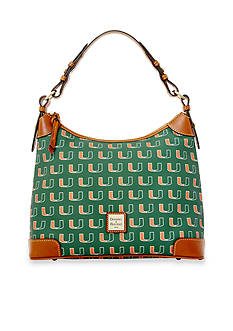 Dooney & Bourke Miami Hobo