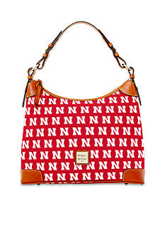 Dooney & Bourke Nebraska Hobo