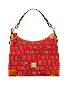 Dooney & Bourke NC State Hobo