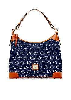 Dooney & Bourke Penn State Hobo Bag