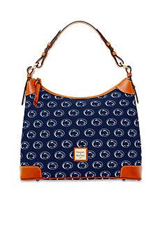 Dooney & Bourke Penn State Hobo Bag