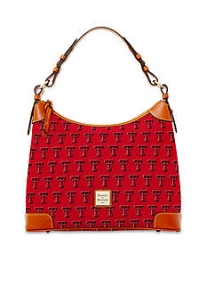 Dooney & Bourke Texas Tech Hobo