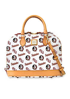 Dooney & Bourke Florida State Satchel