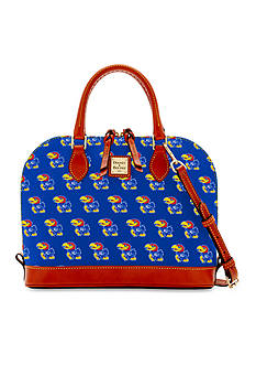 Dooney & Bourke Kansas Satchel