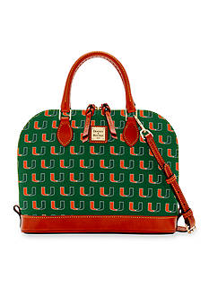 Dooney & Bourke Miami Zip Zip Satchel