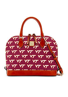 Dooney & Bourke Virginia Tech Satchel
