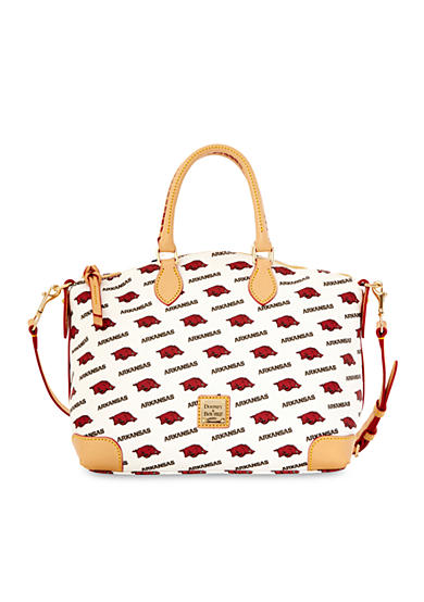 Dooney & Bourke Arkansas Domed Satchel