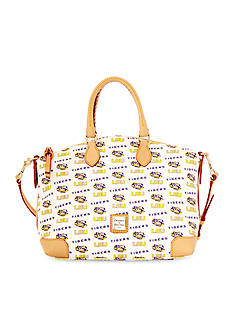 Dooney & Bourke LSU Domed Satchel