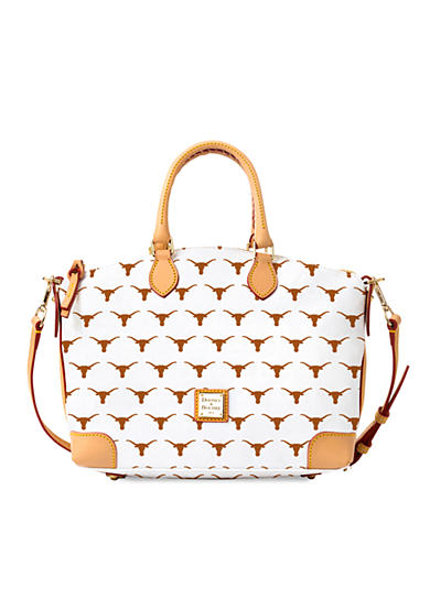 Dooney & Bourke Texas Domed Satchel