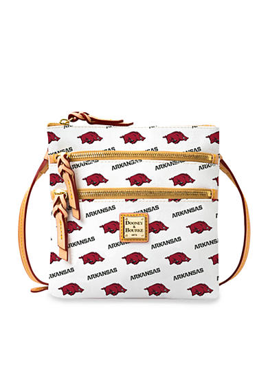 Dooney & Bourke Arkansas Triple Zip Crossbody