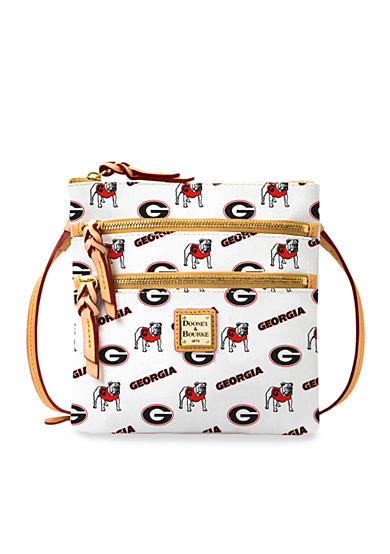 Dooney & Bourke Georgia Triple Zip Crossbody
