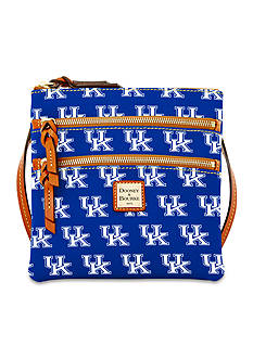 Dooney & Bourke Kentucky Triple Zip Crossbody