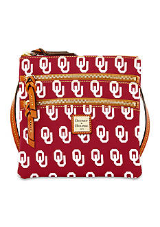 Dooney & Bourke Oklahoma Triple Zip Crossbody