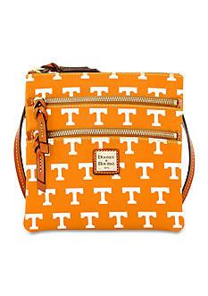 Dooney & Bourke Tennessee Triple Zip Crossbody