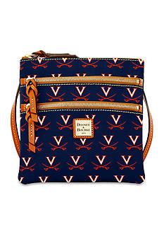 Dooney & Bourke Virginia Triple Zip Crossbody