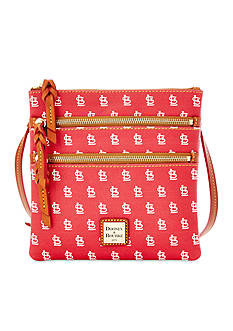 Dooney & Bourke St. Louis Cardinals Triple Zip Crossbody