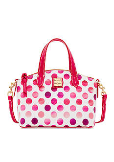 Dooney & Bourke Dots Ruby Mini Satchel