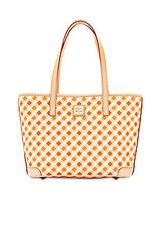 Dooney & Bourke Gingham Tote